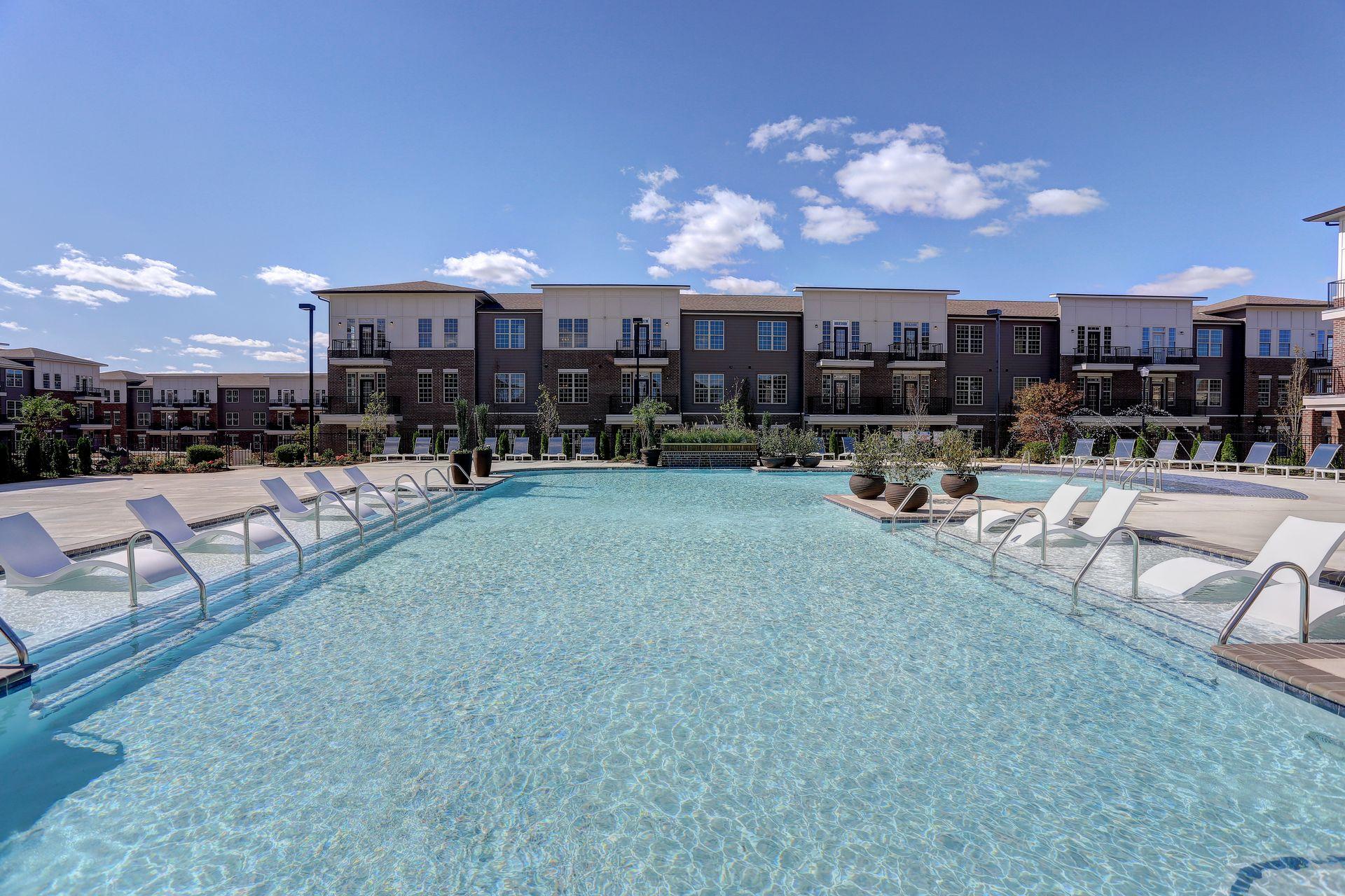 Meridian Providence Poolside